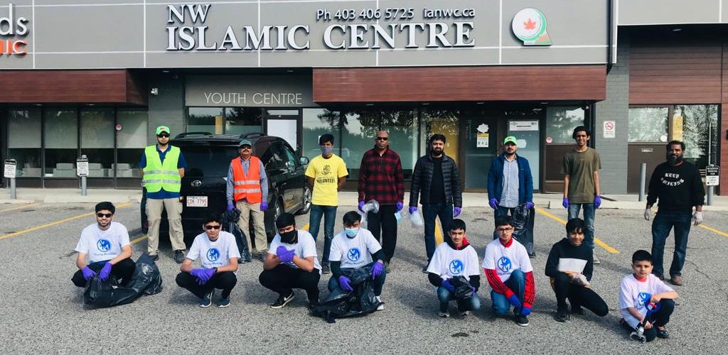 YOUNG Muslims