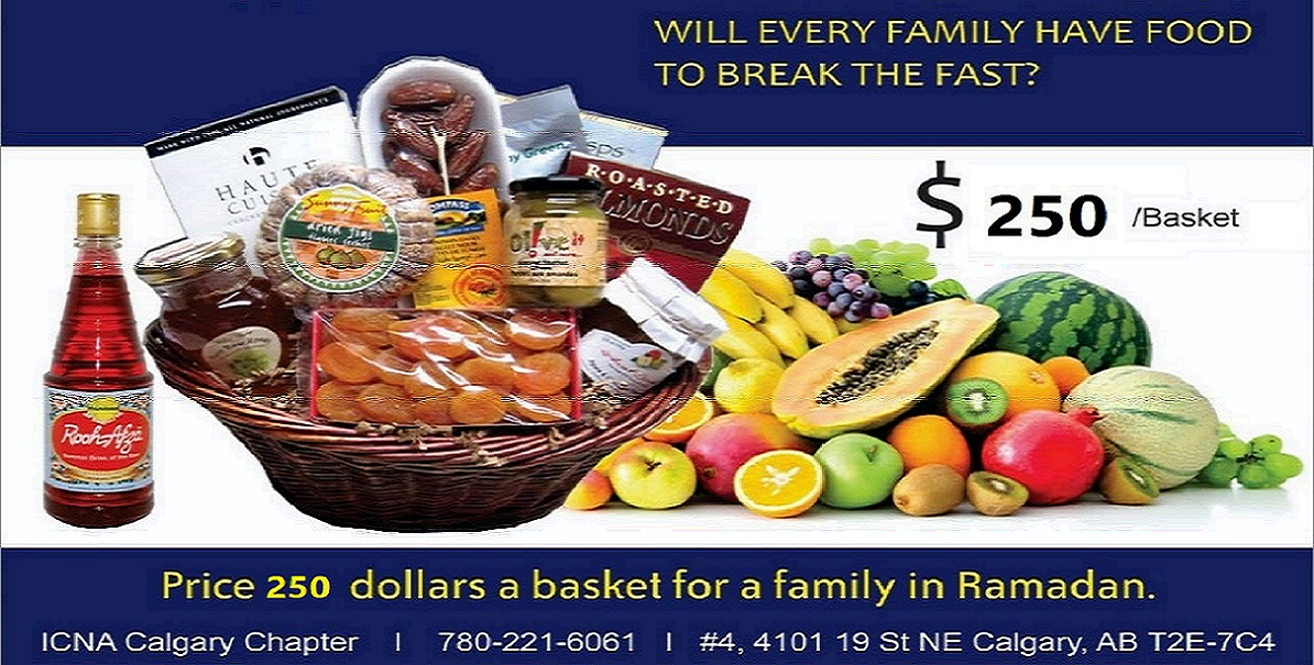 Ramadan Food Basket 2021