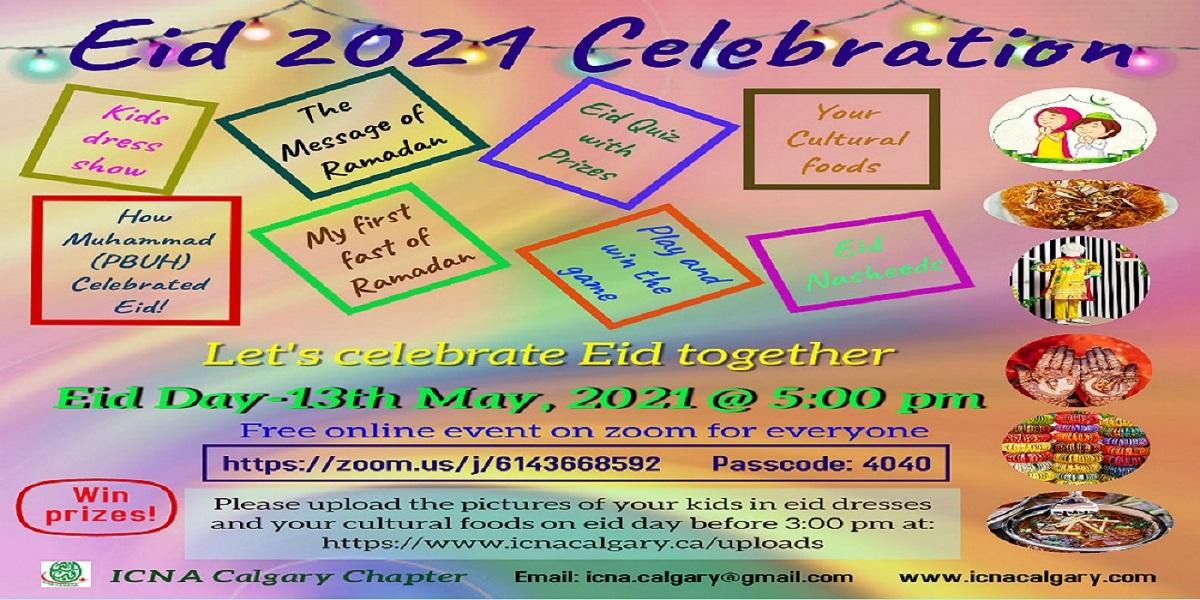 Eid 2021 Celebration