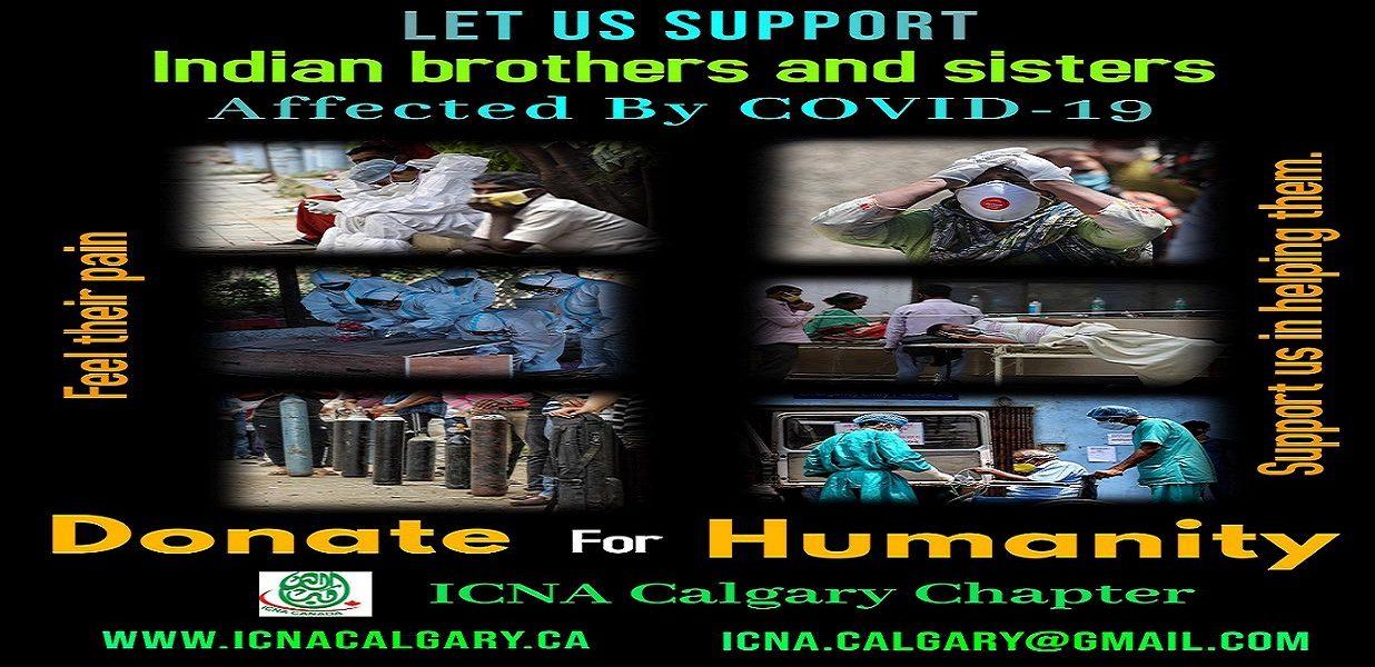 COVID-19 Relief India